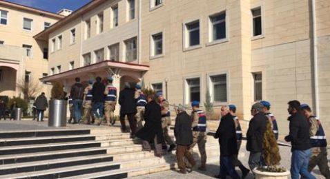 SİİRT'TE PKK/KCK OPERASYONU: 3 TUTUKLAMA