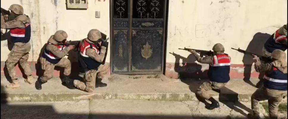 SİİRT'TE PKK YATAKÇILARINA OPERASYON…