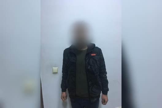 PKK'NIN LİDER DÜZEYİNDEKİ TERÖRİST JANDARMAYA TESLİM OLDU
