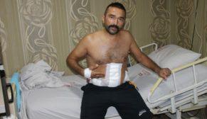 POLİS MEMURUNUN HAYATINI KARARTAN AMELİYAT