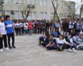 SİİRTLİ ÖĞRENCİLER 'ÇOCUK İSTİSMARI' OLAYLARINI KINADI