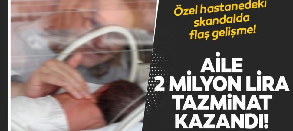 SİİRT'TE YANLIŞ TEŞHİSE 2 MİLYON TAZMİNAT