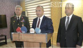 SİİRT'TE PKK'YA DARBE ÜSTÜNE DARBE