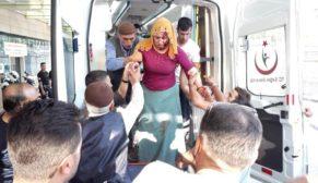 """ŞİRVAN'DA ARAZİ ARACI """"PATPAT"""" CAN ALDI:  2 ÖLÜ 9 YARALI"""