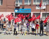THY'DAN SİİRT 80.YIL İLKOKULU ÖĞRENCİLERİNE SÜRPRİZ ETKİNLİK!..